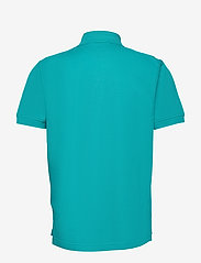 Tommy Hilfiger - TOMMY REGULAR POLO - short-sleeved polos - aquatic teal - 1