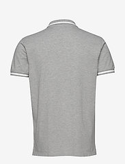 Tommy Hilfiger - BASIC TIPPED REGULAR - kortermede - medium grey heather - 1