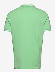 Tommy Hilfiger - BASIC TIPPED REGULAR - kortermede - neo mint - 1