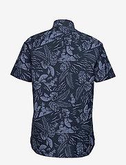 Tommy Hilfiger - LARGE SEASONAL PRINT - short-sleeved shirts - desert sky / faded indigo - 1