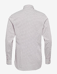Tommy Hilfiger - SLIM MULTI GEO PRINT - business skjorter - white / multi - 1