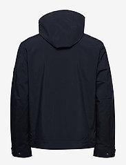 Tommy Hilfiger - FLEX HOODED BLOUSON - light jackets - desert sky - 3