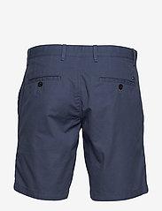 Tommy Hilfiger - BROOKLYN SHORT LIGHT TWILL - chinos shorts - faded indigo - 1
