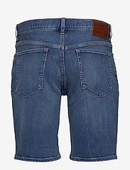 Tommy Hilfiger - BROOKLYN 5PKT SHORT - denim shorts - alvin blue - 1