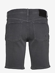 Tommy Hilfiger - BROOKLYN 5PKT SHORT - farkkushortsit - ames grey - 1