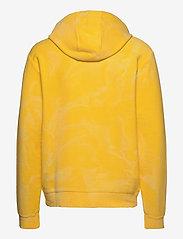 Tommy Hilfiger - LH GMD FLAG HOODY - hoodies - marigold yellow - 1