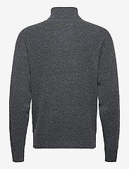 Tommy Hilfiger - LH COZY TURTLE NECK - basic knitwear - coal - 1