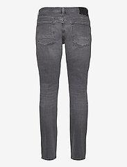 Tommy Hilfiger - STRAIGHT DENTON STR ODIN BLACK - regular jeans - denim black 12 - 1