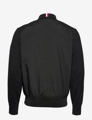 Tommy Hilfiger - MIX MEDIA BOMBER - bomber jackets - black - 1