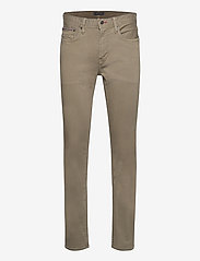 Tommy Hilfiger - STRAIGHT DENTON STR COLOUR - slim jeans - faded military - 0