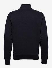 Tommy Hilfiger - LOGO FULL ZIP MOCK NECK - clothing - desert sky - 1