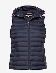 Tommy Hilfiger - TH ESSENTIAL LW DWN - vests - desert sky - 0