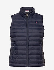Tommy Hilfiger - TH ESSENTIAL LW DWN - vests - desert sky - 2