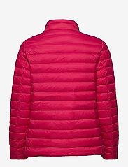 Tommy Hilfiger - TH ESSENTIAL LW DWN - down- & padded jackets - ruby jewel - 4