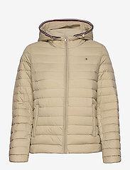 Tommy Hilfiger - TH ESSENTIAL LW DWN - down- & padded jackets - surplus khaki - 1