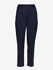 Tommy Hilfiger - FRANKIE PULL ON PANT - straight leg trousers - pin stripe sky captain - 0