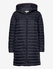 Tommy Hilfiger - BELLA LW DOWN PACKAB - padded coats - desert sky - 0