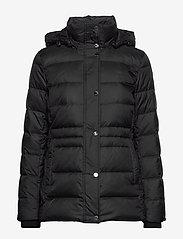 Tommy Hilfiger - NEW TYRA DOWN JKT - padded jackets - meteorite - 2