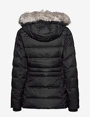 Tommy Hilfiger - NEW TYRA DOWN JKT - padded jackets - meteorite - 4