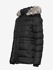 Tommy Hilfiger - NEW TYRA DOWN JKT - padded jackets - meteorite - 7