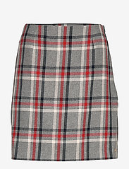 Tommy Hilfiger - JADE MINI SKIRT - jupes crayon - global check - 0