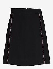 Tommy Hilfiger - TATTIANA MINI SKIRT - jupes courtes - black - 0