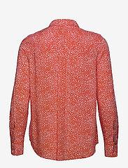 Tommy Hilfiger - DANEE BLOUSE LS - langærmede skjorter - ditsy floral prt / br. ver - 1