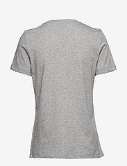 Tommy Hilfiger - NEW TH ESS HILFIGER - logo t-shirts - light grey heather - 1