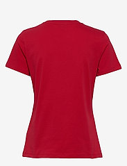 Tommy Hilfiger - NEW TH ESS HILFIGER - logo t-shirts - primary red - 1