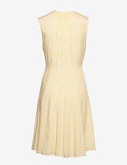 Tommy Hilfiger - DANEE DRESS SS - midi dresses - posy prt / sunray - 2