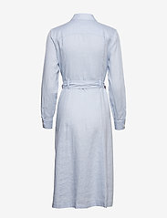 Tommy Hilfiger - TH ESSENTIAL PENELOPE DRESS LS - shirt dresses - breezy blue - 1