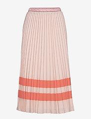 Tommy Hilfiger - OC MADELEINE SKIRT - midi skirts - pale pink - 0