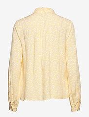 Tommy Hilfiger - DANEE HALF PLACKET BLOUSE LS - long sleeved blouses - posy prt / sunray - 1
