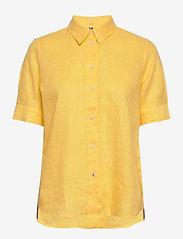 Tommy Hilfiger - TH ESSENTIAL PENELOP - overhemden met korte mouwen - sunray - 0