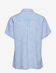 Tommy Hilfiger - RAELIN SHIRT SS - koszule z krótkim rękawem - ditsy floral light iris blue - 1