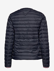 Tommy Hilfiger - BELLA LW DOWN COLLAR - padded jackets - desert sky - 1