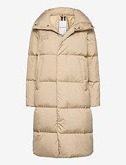 Tommy Hilfiger - REDOWN COAT - padded coats - beige - 0