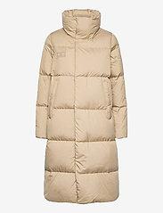 Tommy Hilfiger - REDOWN COAT - padded coats - beige - 1
