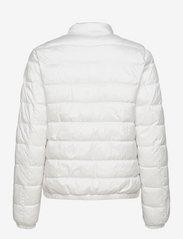 Tommy Hilfiger - NYLON LW PADDED JACKET - winter jackets - ecru - 1