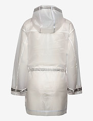 Tommy Hilfiger - ICON POLYURETHANE PARKA - manteaux de pluie - milky transparent - 2