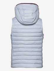 Tommy Hilfiger - TH ESS LW DOWN VEST - puffer vests - breezy blue - 1