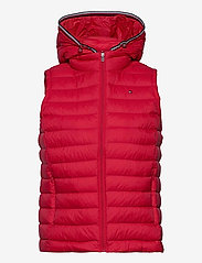 Tommy Hilfiger - TH ESS LW DOWN VEST - puffer vests - primary red - 0