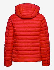 Tommy Hilfiger - TH ESS LW DOWN JKT - winter jackets - daring scarlet - 1