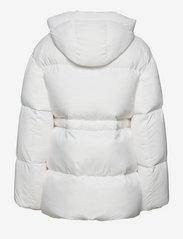 Tommy Hilfiger - NYLON DOWN PUFFER COAT - winter jackets - white - 1