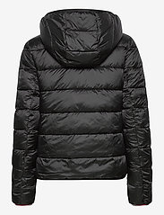 Tommy Hilfiger - TH ESS REVERSIBLE PADDED JACKET - winter jackets - black - 3
