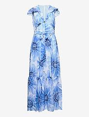 Tommy Hilfiger - ABO GIANT DAISY LONG DRESS - sommerkjoler - sweet blue/multi - 2
