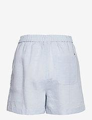 Tommy Hilfiger - ABO LINEN SHORT - shorts casual - breezy blue - 1