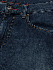 Tommy Hilfiger - DENTON B MIDDLE BLUE STRETCH - slim jeans - middle blue - 3