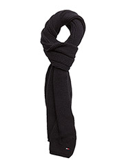 BASIC SCARF - BLACK IRIS