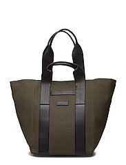 TH EDITION TOTE - GREEN / BLACK